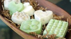 13 DIY Lotion Bars and Body Butters for Silky-Soft Skin via Brit + Co.