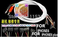 Phone Professional Repair Power data cable For iphone4/4S/5/5S/5C/6/6-plus DC power supply Phone current test #Affiliate