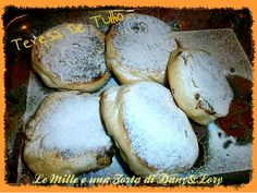 Le Mille e una Torta di Dany&Lory: FOCACCINE DOLCI ALLA NUTELLA - COTTE IN PADELLA