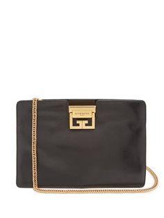 GV leather clutch   Givenchy   MATCHESFASHION.COM US