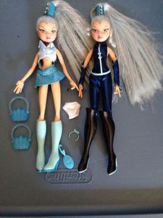 Winx Club Icy Dolls with Accessories | eBay