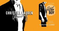 #BadBoy #Romance #Giveaway – #Win ANY #ChristinaLauren Novel! #FREEbooks #iBooks #Nook #Kindle