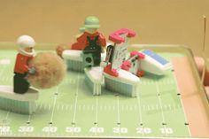 Via @LittleBits Large filled bristleball 3 #FathersDay #LittleBits #Family #Game