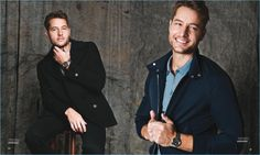 Justin Hartley puts a sensible but luxurious foot forth as he graces the pages of Haute Living. The This is Us star connects with photographer Ryan Jerome for… Justin Hartley, The Fashionisto, 2017 Photos, French Fashion, American Actors, Celebrity Photos, Beautiful Men, Louis Vuitton, Living Magazine