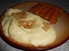 Recept Nadýchaná bramborová kaše Ham, Pudding, Ice Cream, Desserts, Food, Red Peppers, No Churn Ice Cream, Tailgate Desserts, Deserts