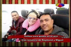 Los Cirqueros: Yelitza Lora Queda En El Aire Tras La Renuncia De Raymond Y Miguel