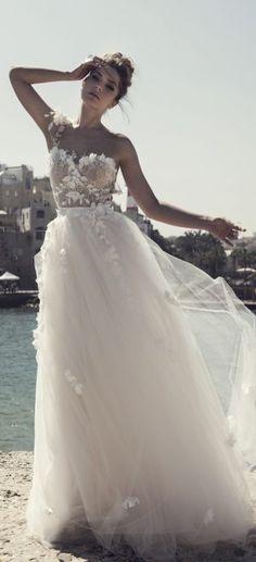 A&J 2016 Wedding Dress