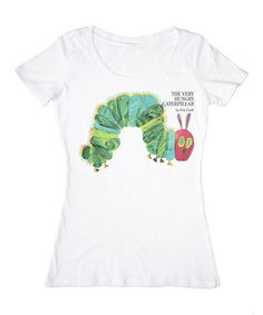 Look what I found on #zulily! The Very Hungry Caterpillar Tee - Women #zulilyfinds