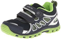 Stride Rite Christopher CB/YB Running Shoe (Toddler/Little Kid). Low-top sneaker with mesh upper featuring double hook-and-loop straps. Cross Country Running Shoes, Boys Running Shoes, Boy Shoes, Trail Running Shoes, Girls Shoes, Shoes Online, Casual Shoes, Sneakers, Image Link