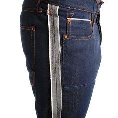 Ijin Material: IJIN TUXEDO LEG : INSIDES OUT