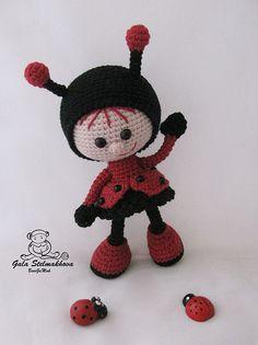 Ravelry: BearGaMak's Ladybug doll #littleowlshut #crochetpattern #amigurumi #amigurumidolls #doll #stelmakhova_galina #crochetpattern #crochetlove #amigurumi #littleowlshut #Patterns #Crochet #etsy #handmade #crochettoys #crocheting #handcrafted #handcraft #knittersofinstagram #crochetaddict #crochetdoll #Stelmakhova #crochetingisfun #craftastherapy #crocheteveryday #crochetlover #amigurumilove #ladybird #ilovecrochet #ladybug #insect