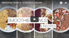 """Join 7 people right now at """"4 Vegan Smoothie Bowl Recipes"""""""