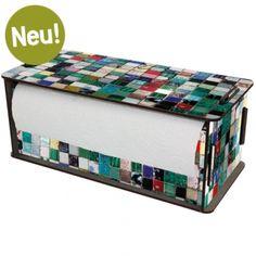 Werkhaus Shop - Küchenrollenbox - Mosaik