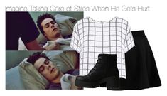 Imagine Taking Care of Stiles When He Gets Hurt Teen Wolf Fashion, Teen Wolf Outfits, Teenager Outfits, Edgy Outfits, Cool Outfits, Fashion Women, Women's Fashion, Ropa Teen Wolf, Teen Wolf Boys