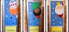Resultado de imagen de decoracion navideña para escuela infantil