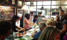 Cafe Fiore – Pizza Class Woodland Hills, Pizza