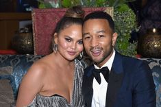 Here Are The Celeb Messages Of Support To Chrissy Teigen And John Legend Following Their Pregnancy Loss Celebrity Kids, Celebrity Crush, Virtual Hug, Latest Music Videos, John Legend, Three Kids, All The Best Wishes, Third Child