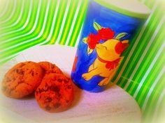 Cookies con i corn flakes