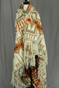 Vintage Pendleton Chief Joseph Shawl / by WideHollowWhimsies