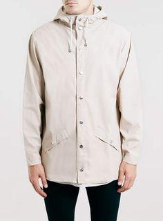 Rains Stone Waterproof Jacket