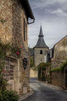 Village of Turrenne, France...