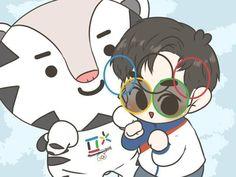 EXO // Kai // Olympic Winter Sports