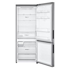 LG Bottom-Freezer Refrigerator - - Platinum Silver: we've got it. Take advantage of unbeatable inventory and prices from Quebec's expert in construction & renovation. Kitchenaid Refrigerator, Counter Depth Refrigerator, Bottom Freezer Refrigerator, French Door Refrigerator, Ottawa, Calgary, Vancouver, Toronto, Hidden Hinges