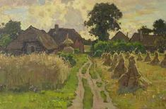 Ben Viegers, digitale expositie van Nunspeet.Net