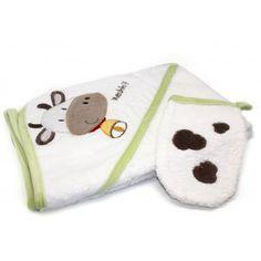 Sortie de bain, cape de bain de la marque les chatounets : un des nouveaux produits sur au-fur-et-a-mesure.com
