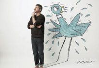 Mo Willems' beloved pigeon, from his children's book series about a very persistent bird, turns 10 this year – as in 10 years in print. Learn more about this literary giant among young children with our exclusive interview.