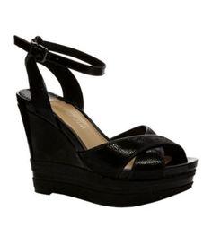 Gianni Bini Cara Wedge Sandals   Dillards.com
