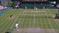 One of my favorite matches in 2012 Roger Federer vs Novak Djokovic Wimbledon 2012 Semi Final Highlights HD Funny Sports Videos, Sports Gif, Sports Humor, Wimbledon Final, Wimbledon 2012, Roger Federer, Lob, Rafael Nadal Wimbledon, Tennis