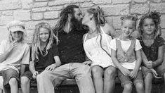 Dreadlocks family! #love