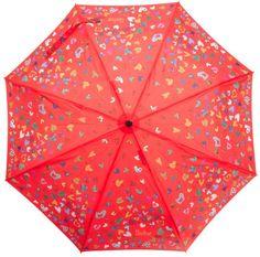 Moschino Cheap & Chic Moschino Cheap Chic Hearts Umbrella in ...