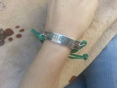 Wearing our #Namaste #bracelet today.