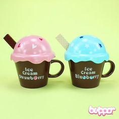 Ice Cream Mug - Cups & Mugs - Home & Deco - Other Products | Blippo.com - Japan & Kawaii Shop