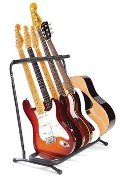 Multistand for 4+ instrumenter