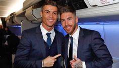Reaksi Ronaldo Usai Ramos Buat Keajaiban di Laga vs Deportivo