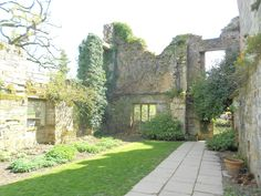 Scotney Castle - Ruines du Old Castle.