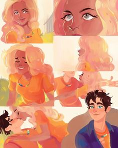 Percabeth Annabeth Chase Percy Jackson