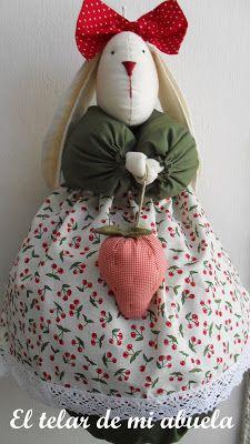 El telar de mi abuela ♥: Guarda-bolsas.