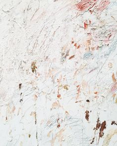 cy twombly at the broad.