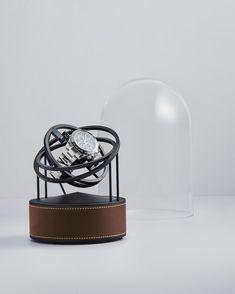 Swiss Watch Winder of excellence. Double-Axis movment. #bernardfavre #bf #watchwinder #bfwatchwinder #swisswatchwinder #swisswinder #swissmade #highquality #design #watchaddict #watchfam #watchluxury #swisswatches #switzerland #uhr #mechanicalart #art #luxury #luxe #lifestyle #activelife #accessory #accessories #accessoire #cuir #watches #montres #relogios #orologi #uhren #hautehorlogerie #horology #watchmaker #timepieces #complication #grandecomplication #relojes #時計 #手表 #الساعات #Klockor… Mechanical Art, Swiss Watch, Display Case, Innovation Design, Planets, Brown Leather, Burgundy, Watches, Clock Art