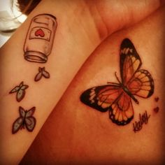 Beautiful Mother-Daughter Tattoos That Will Blow Your Mind