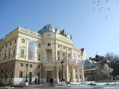 Medical insurance in Slovakia - Eastern Europe Expat Bratislava, Eastern Europe, Louvre, Street View, Medical, Mansions, House Styles, Building, Travel