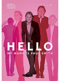 ポール・スミス展「HELLO,MY NAME IS PAUL SMITH」が上野の森美術館ほかで開催!