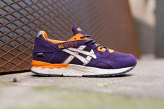 "Gel-Lyte V ""GORE TEX"" (purple/ orange)"