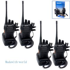 Retevis H777 for US customer buy from local at 60.79USD ---get on black friday sale 4Pcs Retevis H777 Walkie Talkie UHF 400-470MH 16CH 5W DC 3.7V Two-Way Radio US  #Retevis