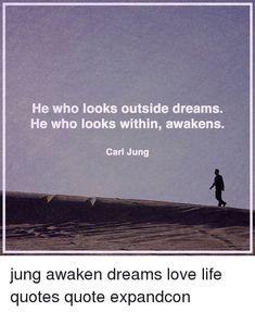 Image result for carl jung dreams awakens
