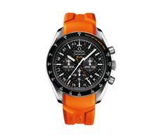 Omega Speedmaster HB-SIA GMT Chronograph 32192445201003